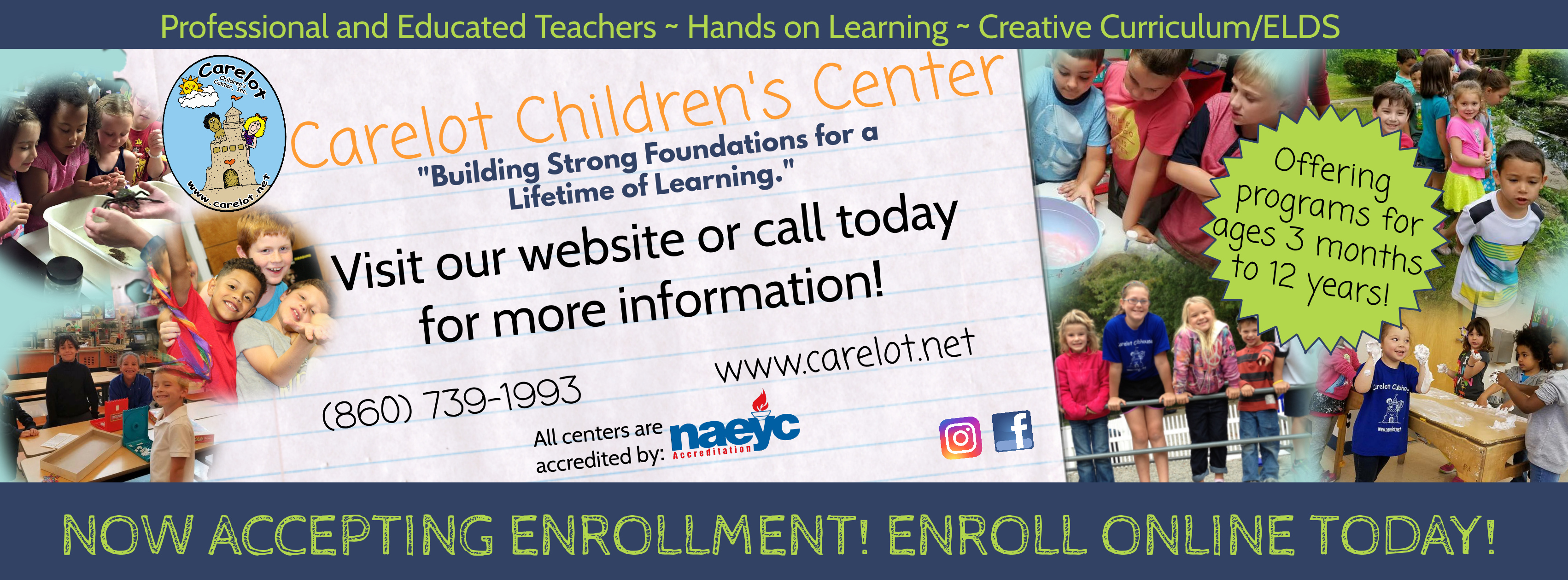 Center Enrollment